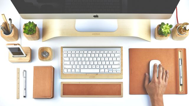 The Ultimate Source for a Grown-Up Desk