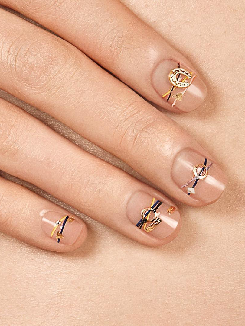 Exclusive Bracelet Nails Are The Latest K Beauty Trend