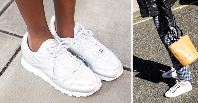 The New Trendy Sneaker